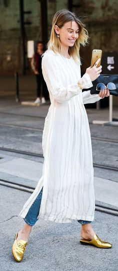 cool Look d'été : 73 Styling Hacks to Steal From the Street Style Down Under