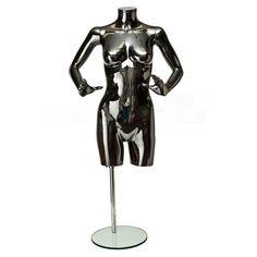 3/4 FEMALE PP. TORSO W/ ARMS (SD2A)E (MAF-P4-SD2A)