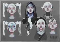 Nagah girls by #Danidiez