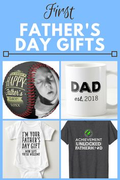 first fathers day gifts gift ideas new dads will love