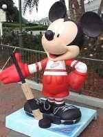 Slapstick Mickey