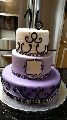 Sweet sixteen cakes i