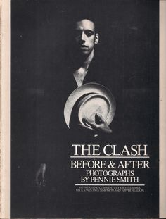 THE CLASH - Before&After [1980; First Edition | ©PennieSmith]