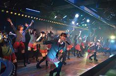 Kyoko Nishiyama - Google+ - 「7周年特別記念」公演(^^)/~~~ 切り撮ってみた。 3曲目 梅田チームB…