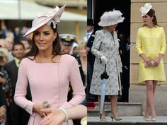 Duchess Kate: A Garden Party for Kate, the Cambridges Looking at Schools for George & Win $500 Jewellery from StyleRocks!