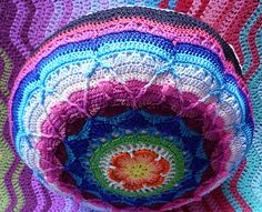 Ravelry: Project Gallery for Sophie's Mandala (Large) pattern by Dedri Uys