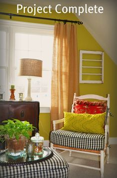 diy burlap curtains- I never thought of using burlap for curtains until I saw it in February's BHG. I think I might have to do this in my living room! Decor, Burlap Curtains Diy, Burlap Drapes, Diy Curtains, Home, Burlap Decor, Burlap Window Treatments, Burlap Curtains, Curtain Decor