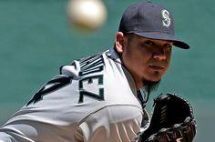 #MLB: Con sus ponches en esta temporada Félix Hernández ayuda a militares retirados