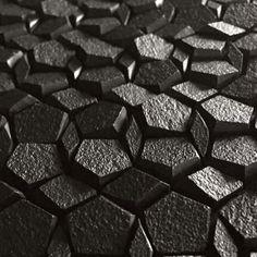 Wall mosaics of all shapes and sizes.  #tile #tilestyle #tiledesign #walltile #walldesign #wallmosaic #mosaic #design #interiordesign #architecture #homedecor #hospitalitydesign #ilovetile #tileometry by specceramicsinc