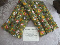 microwavable heating  pad pack neck wrap heat pad  Extra llong mushrooms  healing  extra large, $19.90