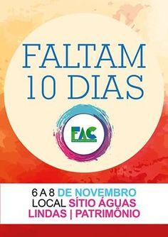 Festival de Arte e Cultura Cairuçu de 6 a 8 de Novembro.  #FestivalDeArteECulturaCairuçu #FAC #FACParaty #Cairuçu #AssociaçãoCairuçu #cultura #turismo #arte #VisiteParaty #TurismoParaty #Paraty #PousadaDoCareca