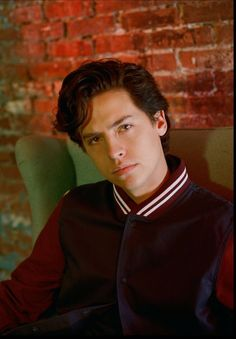 Cole Sprouse for Brench.