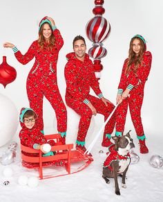 Shopjamminjammies Matching pajamas for the whole family and pets 6f980b76a