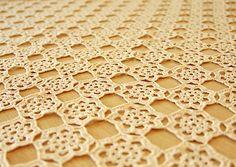 WOW!!!! #ewp #etsy Handmade tablecloth by sennursasa on Etsy @Sennur Crafts
