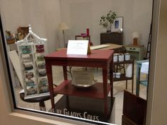 Eclectic Home and Garden, new shop for Gladys Coles in Columbia, SC! Look at those yummy colors!