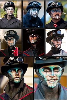 Rabbit from Steam Powered Giraffe