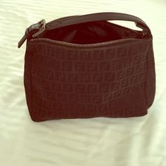 Fendi Black Mini Tote... Fendi Black Mini Tote... FENDI Bags Mini Bags