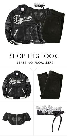"""""""Untitled #719"""" by jetadorejas ❤ liked on Polyvore featuring Marc by Marc Jacobs, Alexander Wang, Fallon and Giuseppe Zanotti"""