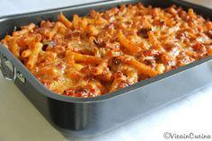 Pasta 'ncaciata ricetta con foto passo passo di @vicaincucina