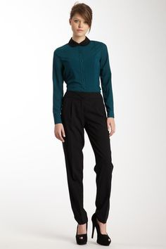 HUGO BOSS  Loose Fit Pant