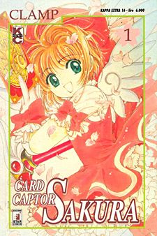 Card Captor Sakura (CLAMP) - Info: http://www.starcomics.com/fumetto.aspx?Fumetto=278437