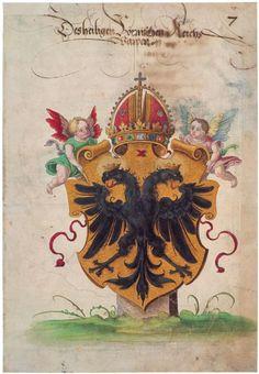 Virgil_Solis_HWG_Wappen_des_HRR_mit_Putti