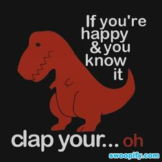 Clap Your Hand... Oh #humor #lol #funny