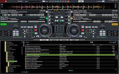 Skin VirtualDJ Hercules DJ4Set 4 Decks