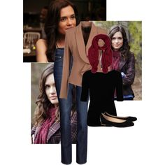"""""""Spencer's sister: Melissa Hastings"""" by glitter0823 on Polyvore"""