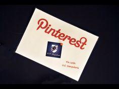 U.C. Sampdoria Pinterest Tutorial