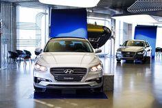All about design story of Greandeur is in Hyundai Motorstudio - 그랜저의 디자인 스토리로 가득 찬 현대 모터스튜디오 - #view #havealook #allabout #new #model #Hyundai_Motorstudio #design_story #Korea #drive #carsofinstagram #Azera #Grandeur #Hyundai