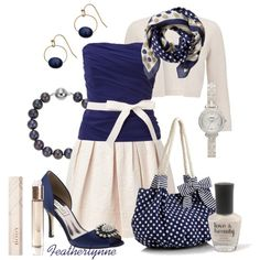 Blueberry-Vanilla Bustier and Bag