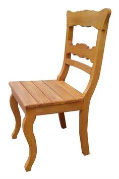 cadeiras de madeira estofadas usadas para uso comercial em