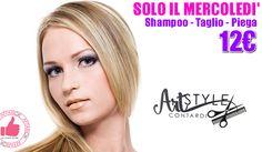 Speciale DONNA Da ArtSTYLE Contardi http://affariok.blogspot.it/
