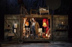 Steptoe and Son by Kneehigh Theatre Company