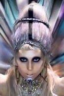 Lady Gaga 'Born This Way' Video Glam Squad Talks Beauty Look - StyleList