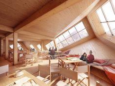 Divine Renovations Extravagant Interiors #Angles #Timber #Amazing #Concept