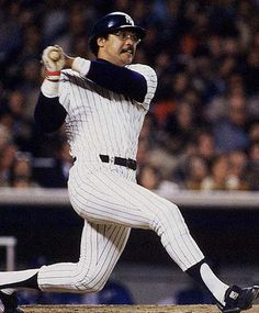 Reggie Jackson  Mr. October  New York Yankees - World Champion Oakland A's http://SFBayHomes.com