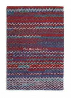 Best Buying Guide And Review On Zig Zag 02 Red Grey Striped Rug