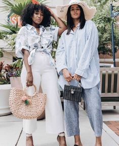 I need some wide denim travel outfit summer, summer travel, world of fashion , Black Women Fashion, Curvy Fashion, Look Fashion, Plus Size Fashion, Fashion Outfits, Womens Fashion, Date Outfits, Casual Outfits, Summer Outfits