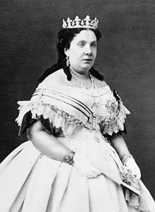 Queen of Spain from the age of three, Isabella II abdicated after thirty-six years of more or less ceaseless turmoil, and spent almost half her life in exile in France,