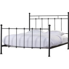 Iron Panel Bed - SALE
