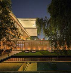 Casa P / Studio MK27 – Marcio Kogan + Lair Reis