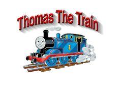 Thomas TheTrain iron on transfer by SAVVYCOUNTRYDESIGNS on Etsy