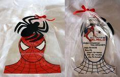 convite homem-aranha