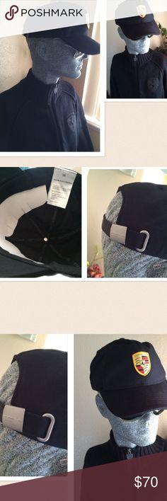 🆕 NWOT Porsche Design Driver's Baseball Hat 🆕Porsche Design Drivers Selection Baseball Hat. One size. Color: Black. 100% Cotton. New without tag. Porsche Design Accessories Hats