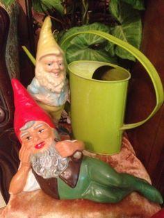 Vintage W German Gnomes