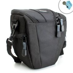Portable Digital SLR Camera Bag with Removable Strap for Fujifilm X-M1 , X-Pro1 , X-S1 , X10 / FinePix S8400W , S4800W , S8200 , S8500 , SL1000 , HS50EXR , S8300 / Pentax K-5 II , K-5 , K-30 and Many More DSLR Cameras! - http://allgoodies.net/portable-digital-slr-camera-bag-with-removable-strap-for-fujifilm-x-m1-x-pro1-x-s1-x10-finepix-s8400w-s4800w-s8200-s8500-sl1000-hs50exr-s8300-pentax-k-5-ii-k-5-k-30-and-many/