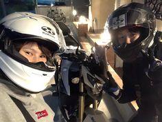 水野健太さんはInstagramを利用しています:「初のタンデム #バイク #バイクのある生活 #タンデム」