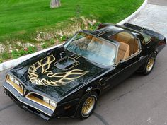 '78 Pontiac Trans Am